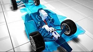 Ontwikkelingen aan Formule E-aandrijflijn