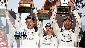 Final Stretch – Mark Webber On Porsche's WEC Season So Far   Mobil 1 The Grid
