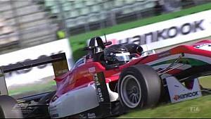 F3 - 2016 Hockenheim - 1. Yarış özetleri
