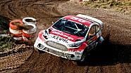 Spectaculaire inhaalactie van Eriksson WK Rallycross