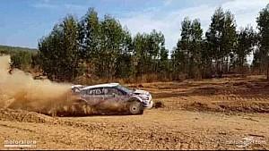 Citroen C3 WRC Plus 2017, test #8 sullo sterrato