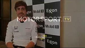 Fernando Alonso a 10 años del bicampeonato