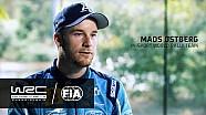 WRC 2016: DRIVER PROFILE Mads Østberg
