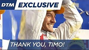 Abschiedsvideo für Timo Scheider