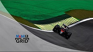 Jenson Button over Interlagos | Mobil 1 The Grid