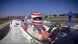 Piquet im Porsche 908/2 in Interlagos
