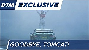 Goodbye, Tomcat - DTM 2016