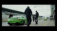 Hamilton - Mercedes AMG GT R reklam filmi