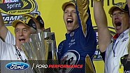 Brad Keselowski Remembers 2012 Victory at Ford Championship Weekend | NASCAR | Ford Performance