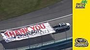 NASCAR salutes Stewart in final race