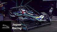 La Jaguar Racing a Hong Kong