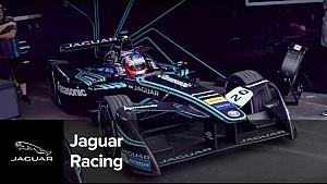 La Jaguar Racing a Hong Kong