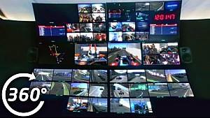 La Formule E à 360° - La régie