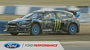 Ford Focus RS RX Driver Andreas Bakkerud Wins in Argentina | FIA World Rallycross | Ford Performance