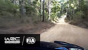 Rally Australia 2016: a bordo con Mikkelsen SS19