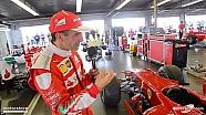 Marc Gene geeft rondleiding tijdens Ferrari's Finali Mondiali