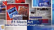 La votación de GRAN #FancyF1 - Sauber F1 Team