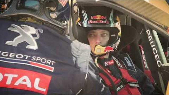 BATALLA vs RALLY - Dtoke & Carlos Sainz