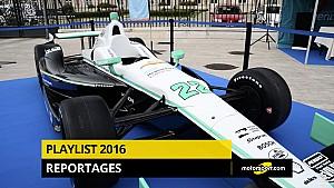 Playlist - Les reportages 2016 de Motorsport.com!