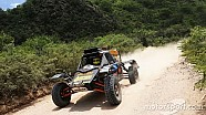 Tim y Tom Coronel previo al Dakar 2017