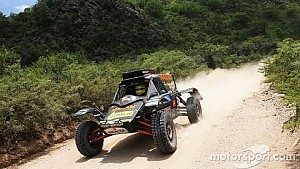 Tim and Tom Coronel look ahead to Dakar 2017