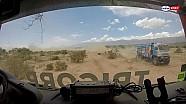 Dakar 2017 - 3. Etap Jujuy (Eurol VEKA MAN Rally Team)