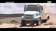 Etapa 6 resumen - Quad/Camión - (Oruro / La Paz) - Dakar 2017