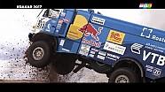 Resumen Etapa 8 - Quad/Camión - (Uyuni / Salta) - Dakar 2017