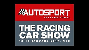 Autosport International 2017 - jeudi