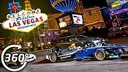 Formula E llega al Strip en Las Vegas! (360º detrás de cámara)