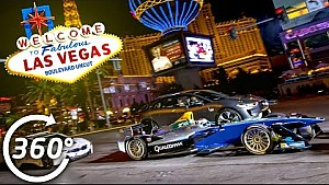 Formula E Hits The Strip In Las Vegas! (360º Behind The Scenes)
