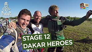 Etapa 12 - Dakar Heroes - Dakar 2017