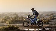 Adrien van Beveren revient sur son Dakar