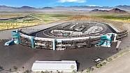 Umbau am Phoenix Raceway