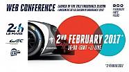 LIVE: Presentatie 24 uur van Le Mans en WEC 2017