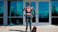 Kevin Magnussen'in Haas F1 ile ilk günü