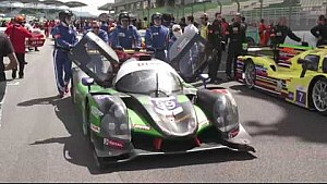2016/2017 Asian Le Mans Series Round 4: 4H