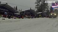WRC-2017瑞典拉力赛-柯林坡跳跃集锦