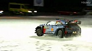 WRC-2017瑞典拉力赛全场集锦