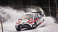 Le résumé du Rallye de Suède de Michelin