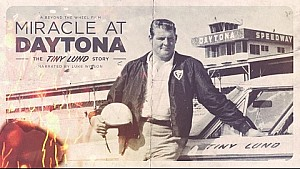'Miracle at Daytona – The Tiny Lund Story' promo