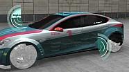 Electric GT - Nuevo Tesla modelo S P100DL especificaciones