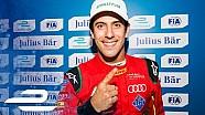 Il giro da pole position di Lucas Di Grassi