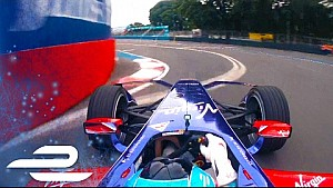 Onboard: Formel-E-Strecke in Buenos Aires