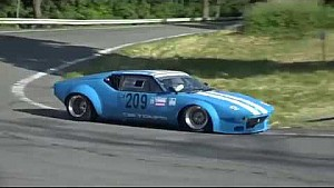 2016 FIA Historic Hill Climb Championship highlights