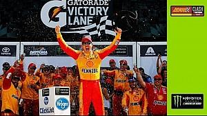 Daytona Clash: Logano feiert den Sieg
