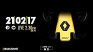 LIVE - ルノーF1チーム 新車R.S.17発表会