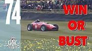 ¡Triunfo de Ferrari!