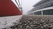 El Toro Rosso STR12 hizo sus primeras vueltas en Misano