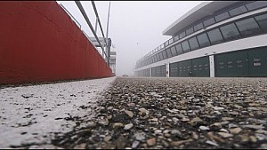 La Toro Rosso STR12 fait ses premiers tours à Misano